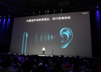 Xiaomi Mix Presentation featuring Elliptic Labs' INNER BEAUTY